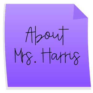 About Mrs. Harris
