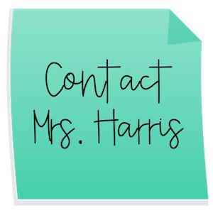 Contact Mrs. Harris