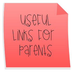 Useful Links for Parents