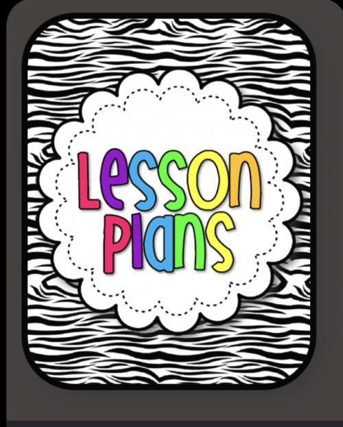 Lesson Plan Image
