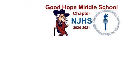 GHMS NJHS 2020-2021