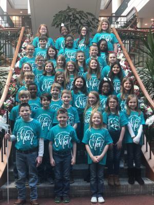 Highland Bulldog Choir 2018-2019