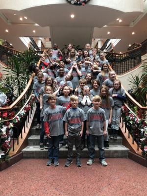 Highland Bulldog Choir 2019-2020
