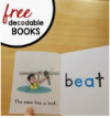 Image that corresponds to Decodable Books