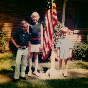 4th of July... many years ago