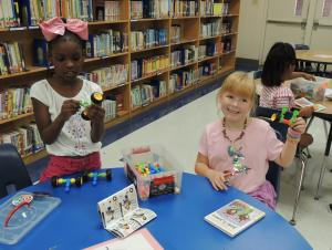 STEM and library go hand in hand