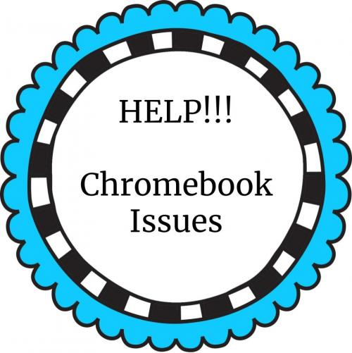 Help for chromebook issues