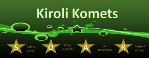 Kiroli Komets logo
