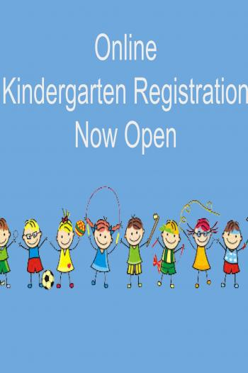 Kindergarten Registration Page