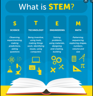 Integrating Science, Technology, Engineering, and Math into the curriculum.