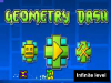 Image that corresponds to Geometry Dash