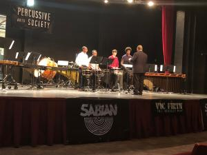 Day of Percussion performance