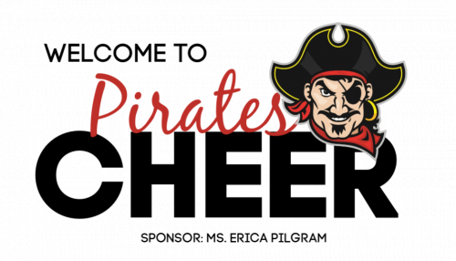 Welcome to Pirates Cheer