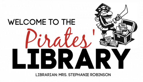 Welcome to the Pirates' Library