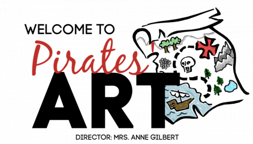 Welcome to Pirates' Art