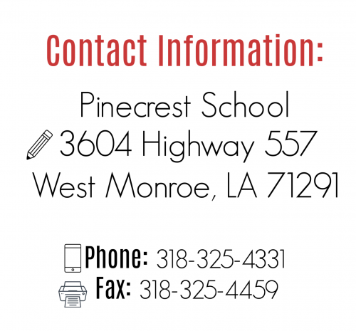 Contact Information (Address, Phone, & Fax)