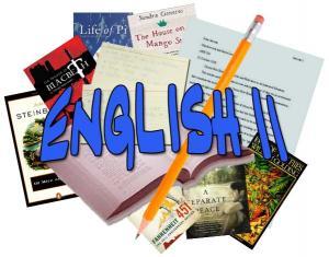 English II Welcome