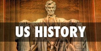 Lincoln U.S. History banner