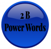 Image that corresponds to 2B Power Words