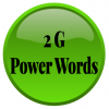 Image that corresponds to 2G Power Words