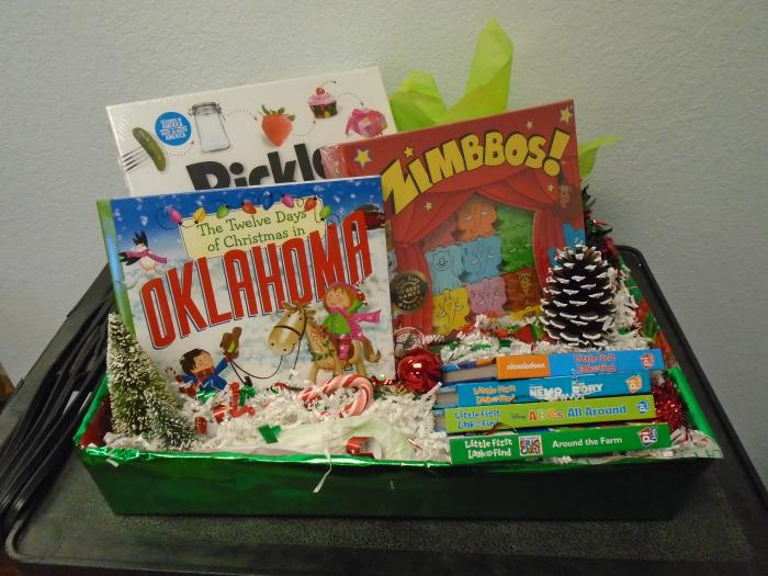 HS/MS Christmas Silent Auction Item December 12th at HS Basketball Game