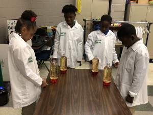 Science Lab Lava Lamps