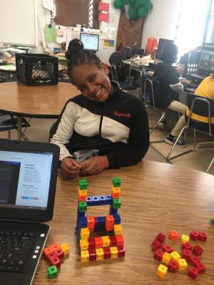 STEM activities in the Library