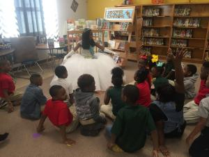 Guest Readers help stories come alive!