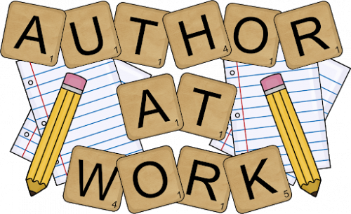 Author at Work Clipart