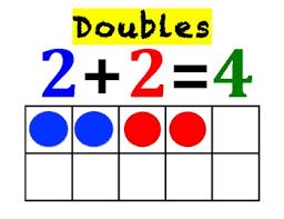Doubles clipart
