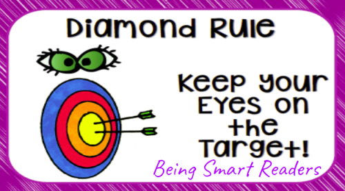 the diamond rule clipart