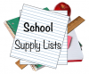 Image that corresponds to School Supply Lists