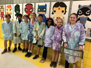5th Grade Science Group