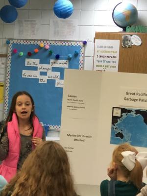 Presentation by Student