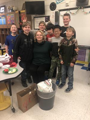 Christmas Party 4th Grade Boys