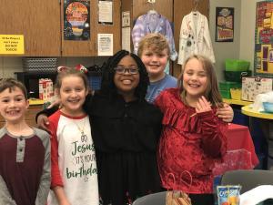 Christmas Party 3rd Grade