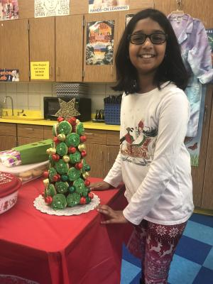 5th Grade Christmas Party