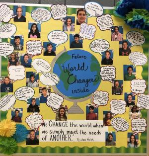 We Will Change the World!