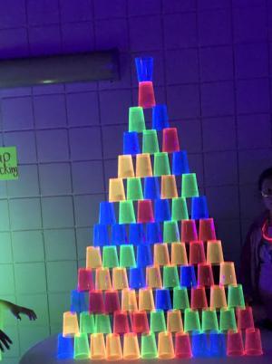 AR Glow Party