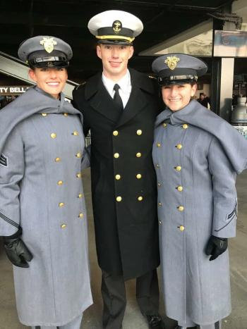 Sterlington Alumni Serve at Military Academies