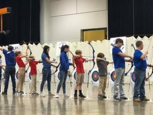 SMS Archery