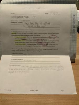 Investigation plan PG 47