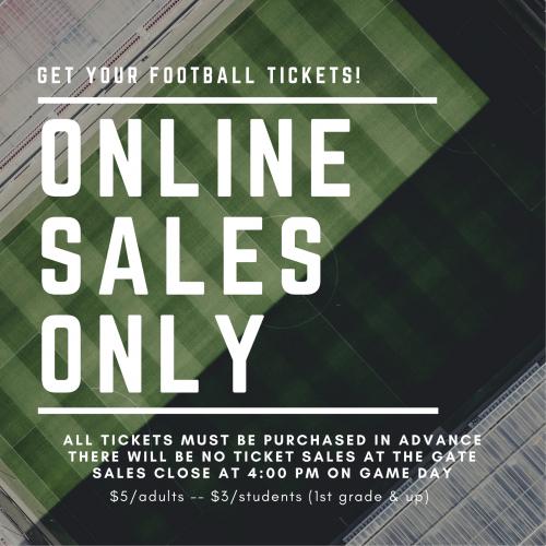 SMS Online Ticket Sales