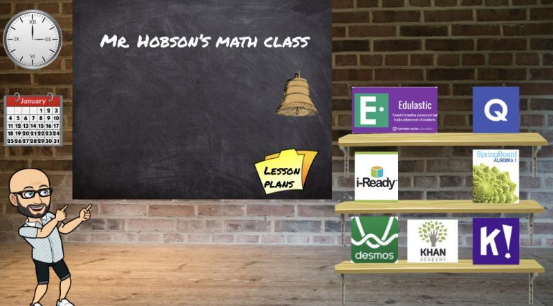 Hobson's Math Classes