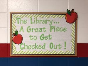 Welcome to the library!!!