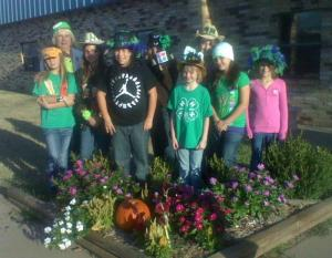2011 Crazy Hat Day