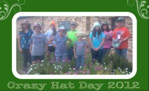 2012 Crazy Hat Day