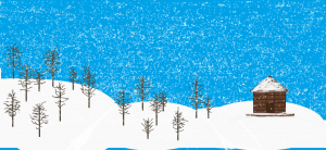 Paint Example:  Winter Wonderland