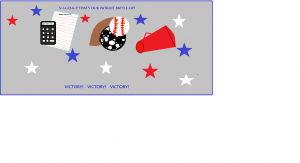 Paint Example:  WRMS Flag