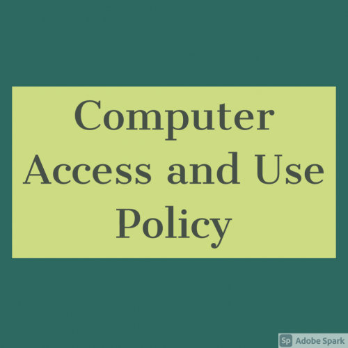 computer policy